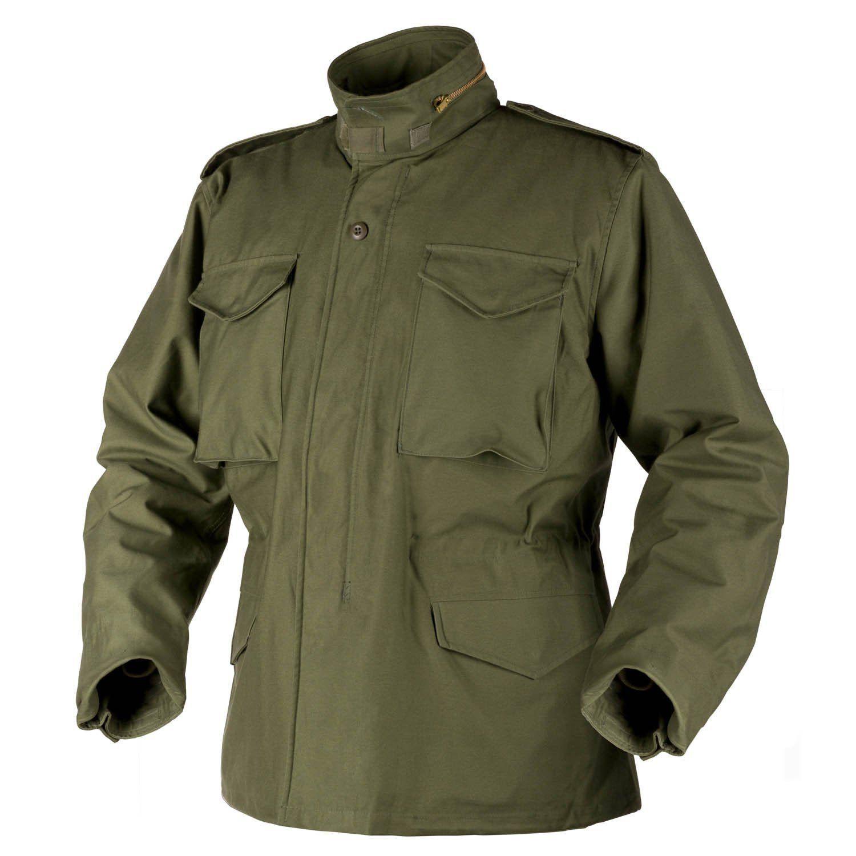 Helikon Genuine M65 Jacket Woodland