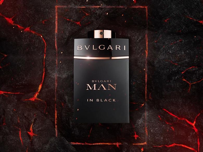 Man In Black Eau De Parfum Spray 100ml In 2020 Bvlgari Man In Black Bvlgari Fragrance Bvlgari