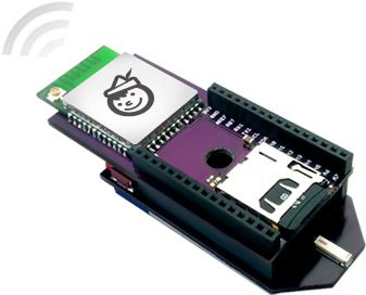 Pinoccio wireless WiFi microcontroller for wireless DIY hardware projects