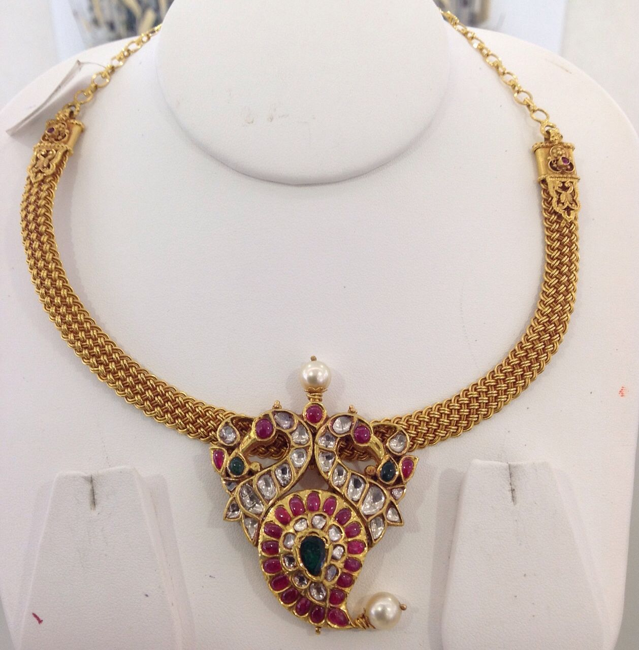 Mango Mala | Jewellary | Pinterest | Indian jewelry, Jewel and Gold