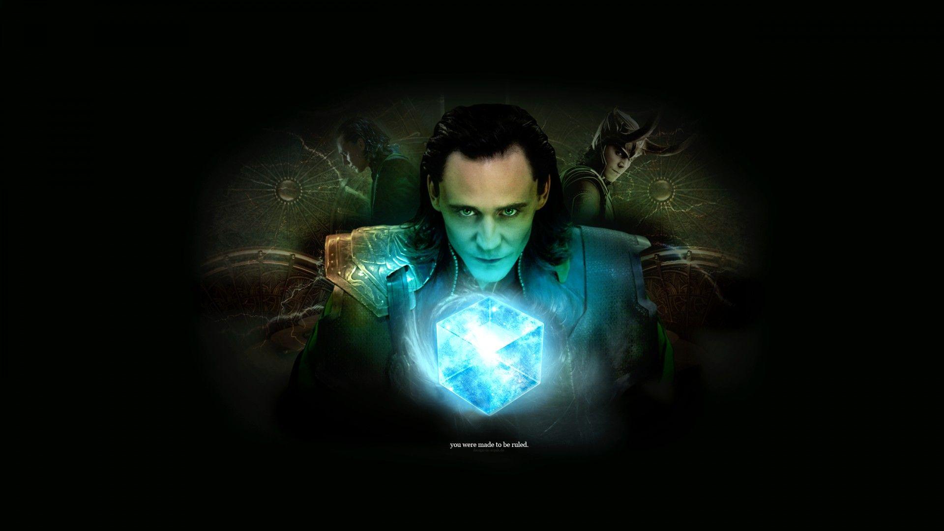 Loki Wallpaper Computer