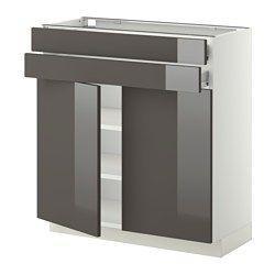 Meubles Bas Cuisine Systeme Metod Decoration Interieure Et Exterieure Ikea Meuble Bas