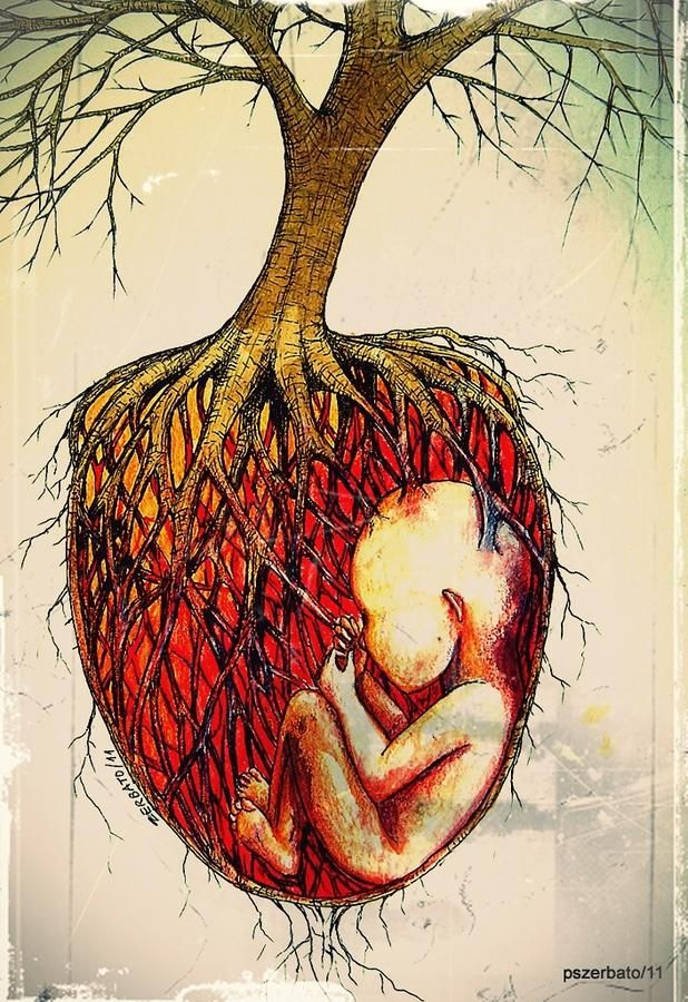 Roots Of Mother Nature By Paulo Zerbato Birth Art Mother Nature Nature Art