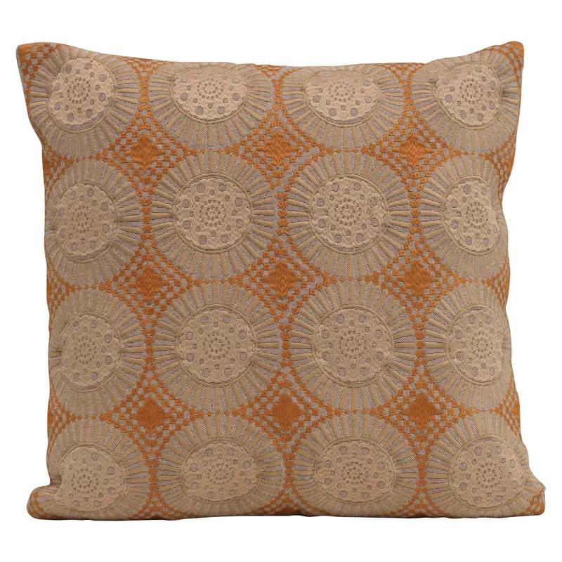 Bronstein Cotton Geometric Throw Pillow In 2021 Geometric Throw Pillows Geometric Throws Square Throw Pillow