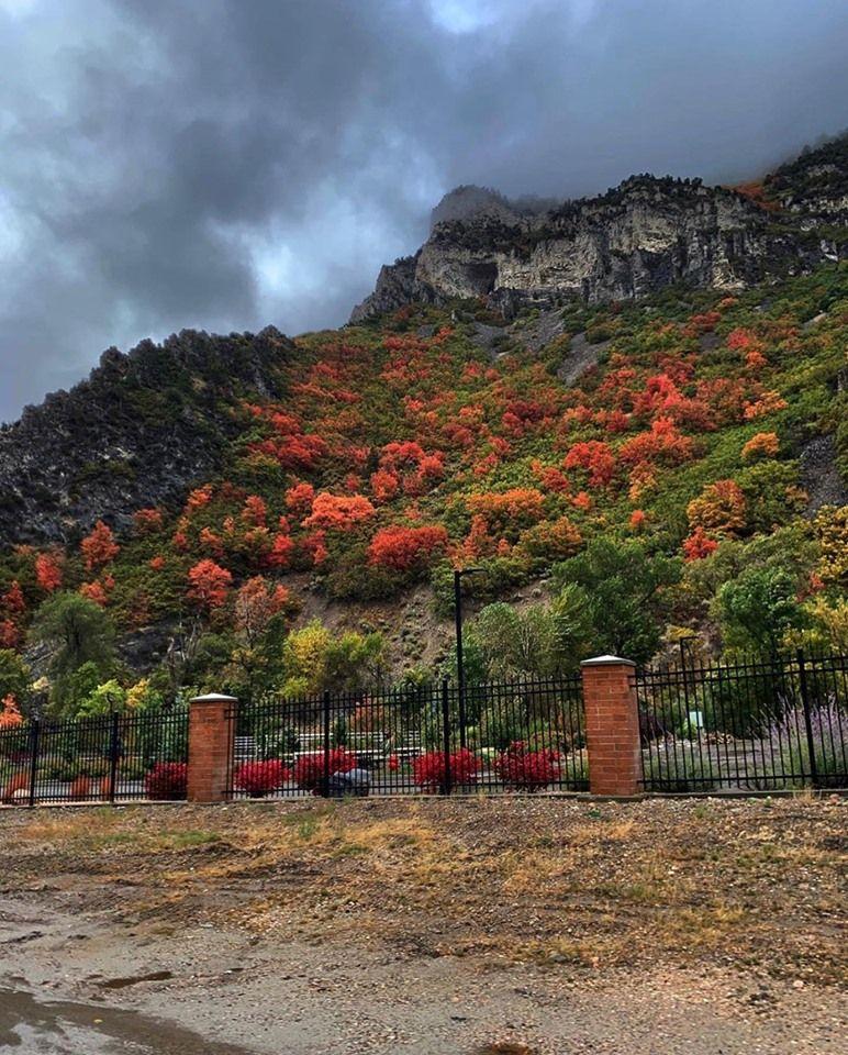 Ogden, UTAH - Fall is here - 09292019