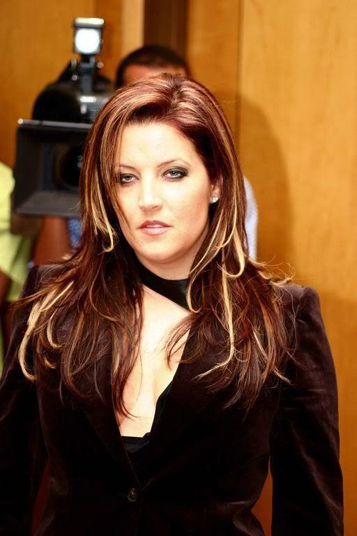 Lisa Marie Presley Nacktbild