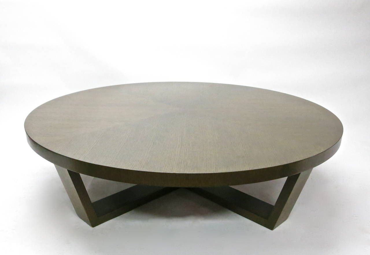 - 2019 Extra Large Round Coffee Table - Best Quality Furniture Check