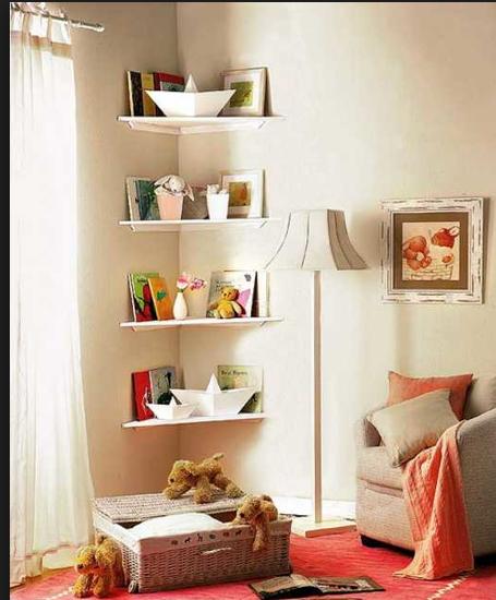 Diy Corner Cabinet Storage Kids Room Shelves In Bedroom Small Kids Room