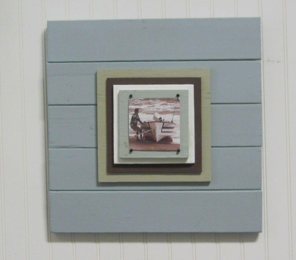 Light Blue 17x17 Wood Plank Picture Frame. $59.00, via Etsy.   frame on 24x18 frame, 13x13 frame, 20x20 frame, 11x16 frame, 14x14 frame, burnes of boston collage frame, 18x22 frame, 12x16 frame, 35x35 frame, 9x12 frame, 20x16 frame, 2 opening 5x7 frame, 7x7 frame, 12x24 frame, 14x18 frame, 13x10 frame, 18x18 frame, 30x30 frame, 10x13 frame,