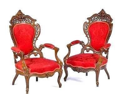 Victorian Furniture Chair, Victorian Furniture Styles