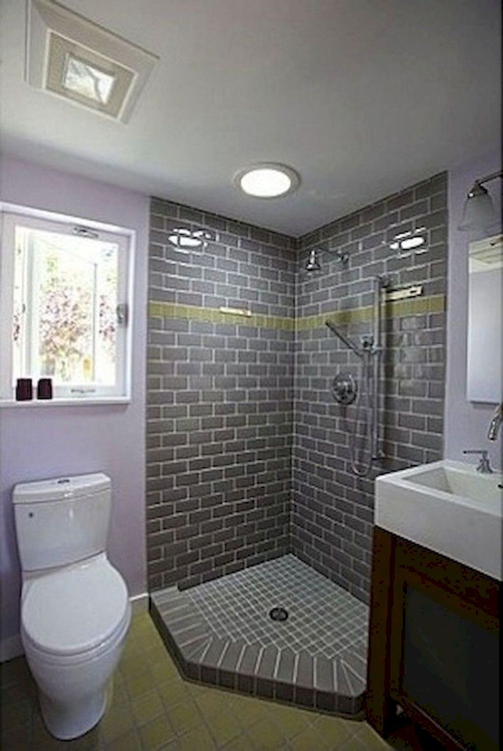 Adorable 70 Genius Tiny House Bathroom Shower Design Ideas Https Homespecially Com 70 Gen Tiny House Bathroom Bathroom Shower Design Bathroom Remodel Designs