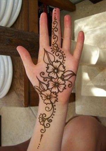 Henna Designs Henna Tattoo Simple Henna Designs Beautiful Henna