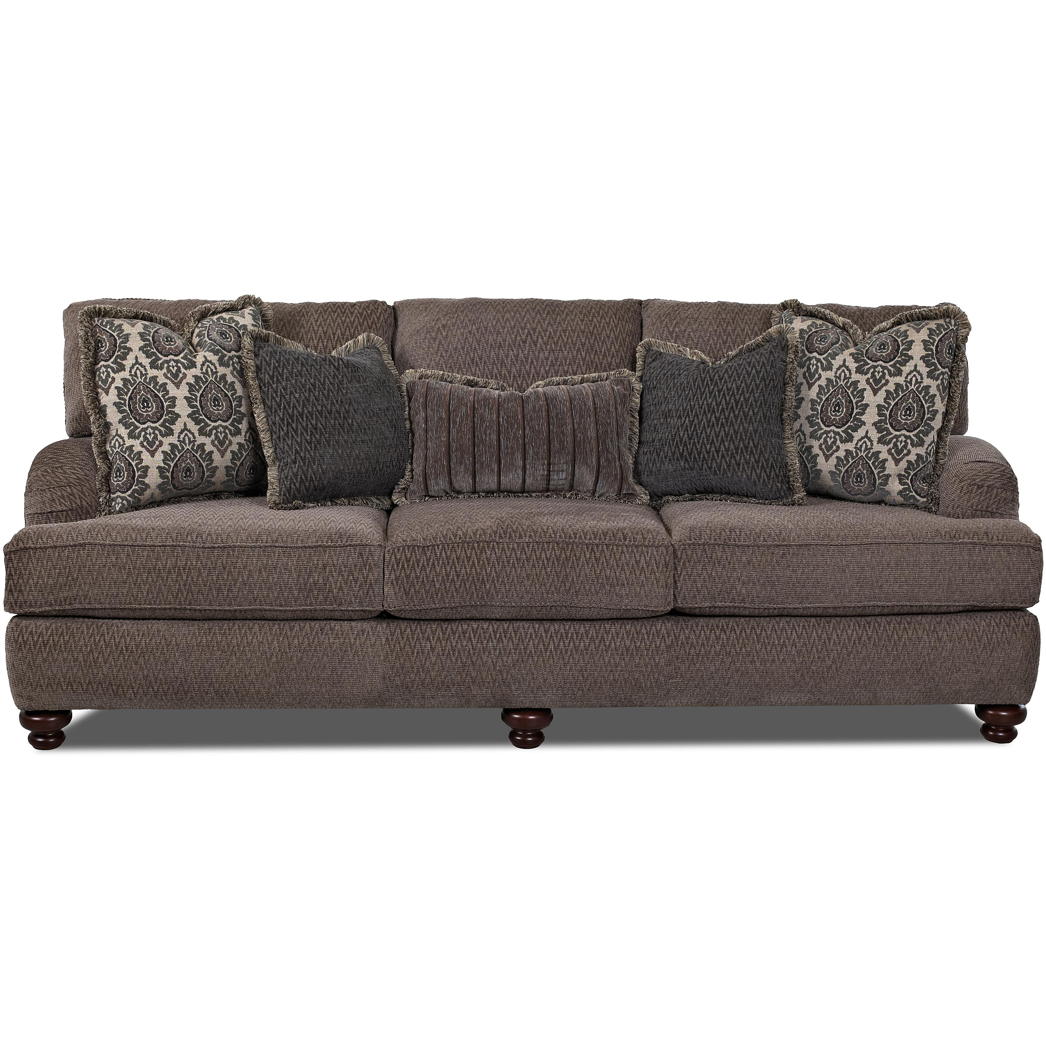 Shop For The Klaussner Declan Traditional Sofa At Johnny Janosik   Your  Delaware, Maryland, Virginia, Delmarva Furniture, Mattress U0026 Outdoor Store