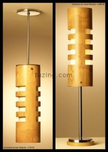 cara membuat lampu hias dari kayu palet - lampurabi