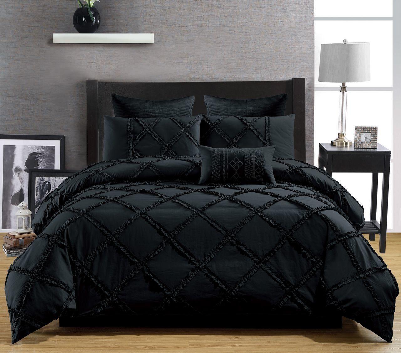 7 Piece Cannes Malibu Blue Comforter Set Decoracion De Cuartos Matrimoniales Diseno Interior De Dormitorio Diseno De Habitacion Pequena