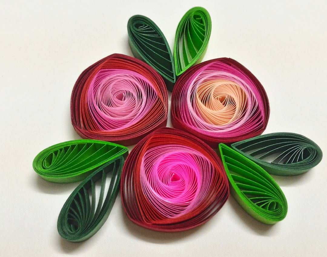 Trendy And Brilliant 15 Floral Paper Quilling Projects Quilling