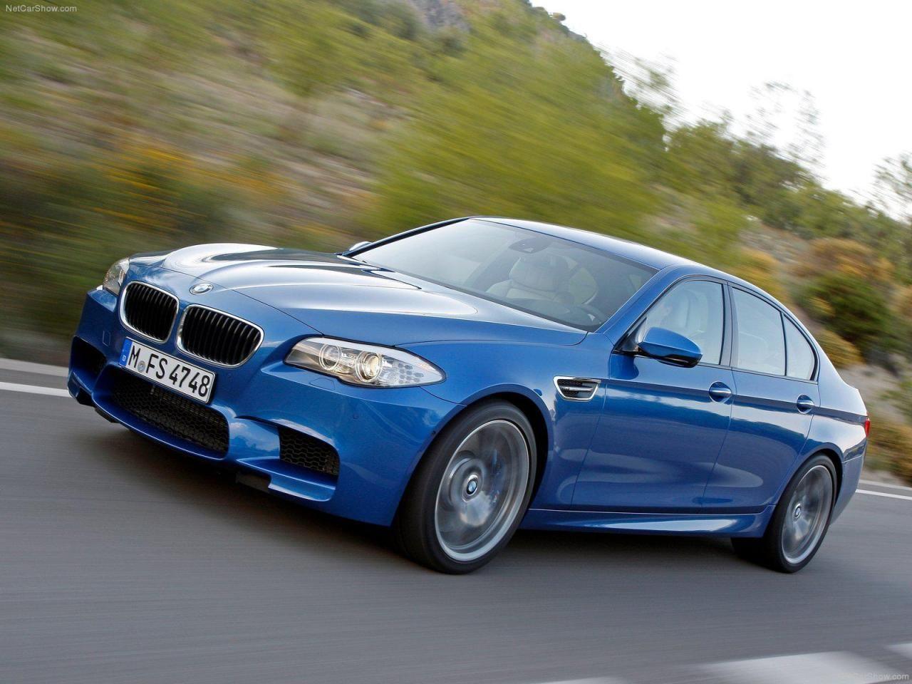 Следующее поколение BMW M5 лишится механической коробки