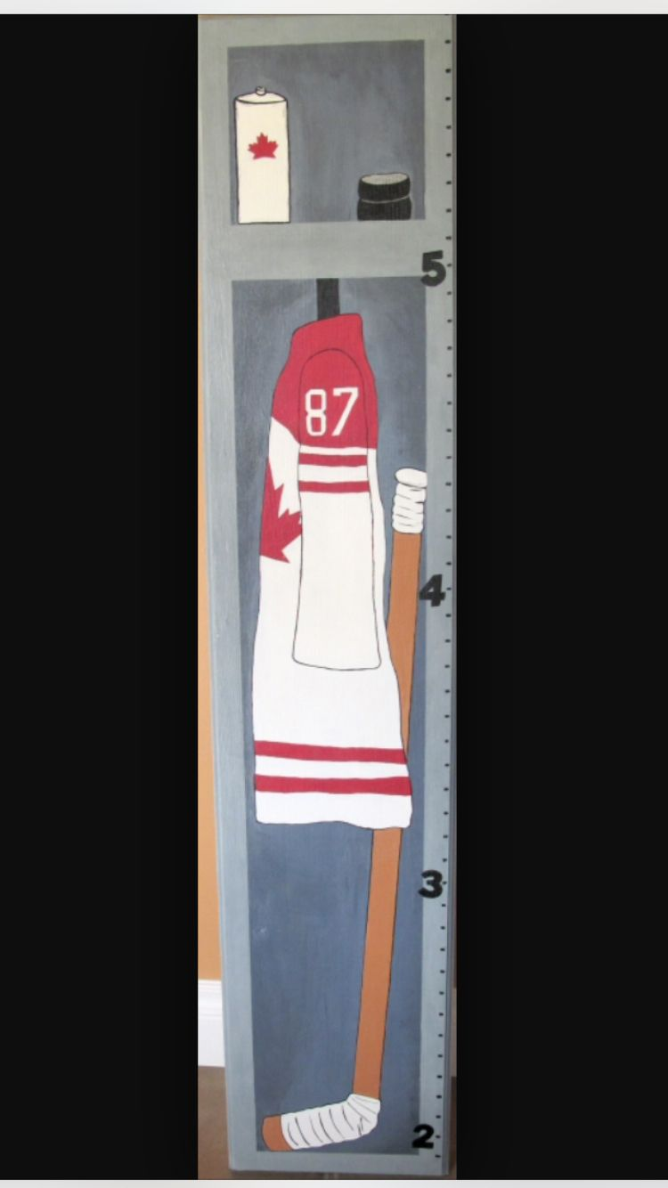 Hockey growth chart