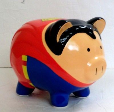 #Popular - Superman Bank DC Comics marvel Ceramic room decoration NEW coin  http://dlvr.it/MhRKFt - http://Ebaypic.twitter.com/kxTc6we5IL