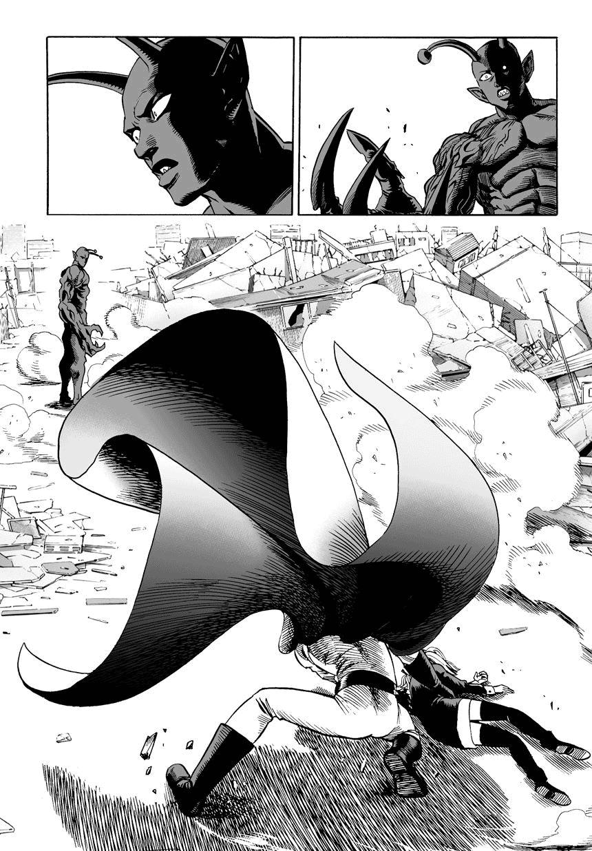 One Punch Man Capítulo 1 por I Wish Scan imagens