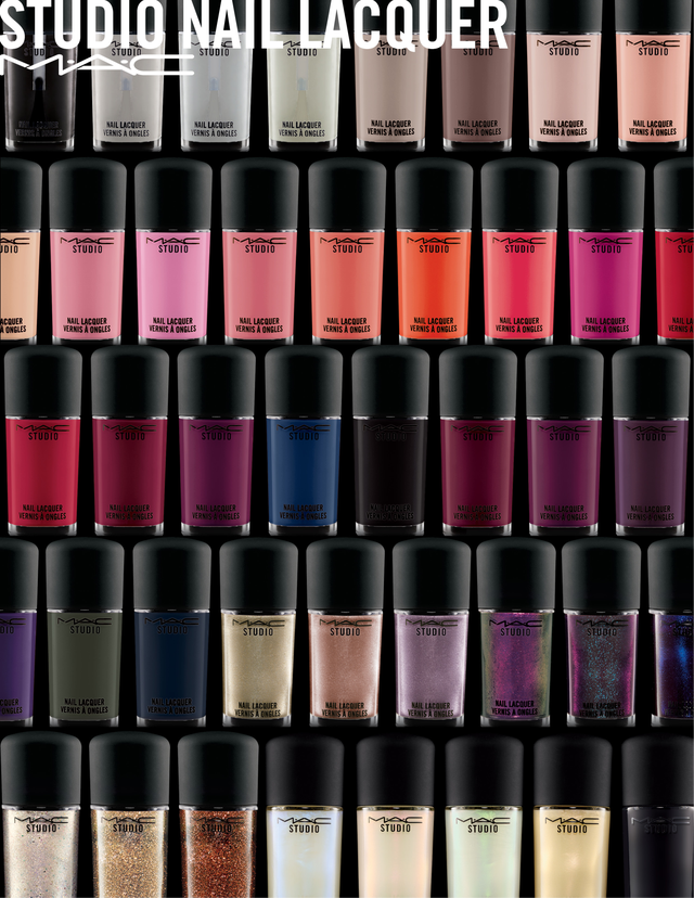 Beauty Drops | Esmaltes MAC com novo preço | Esmaltes | Pinterest