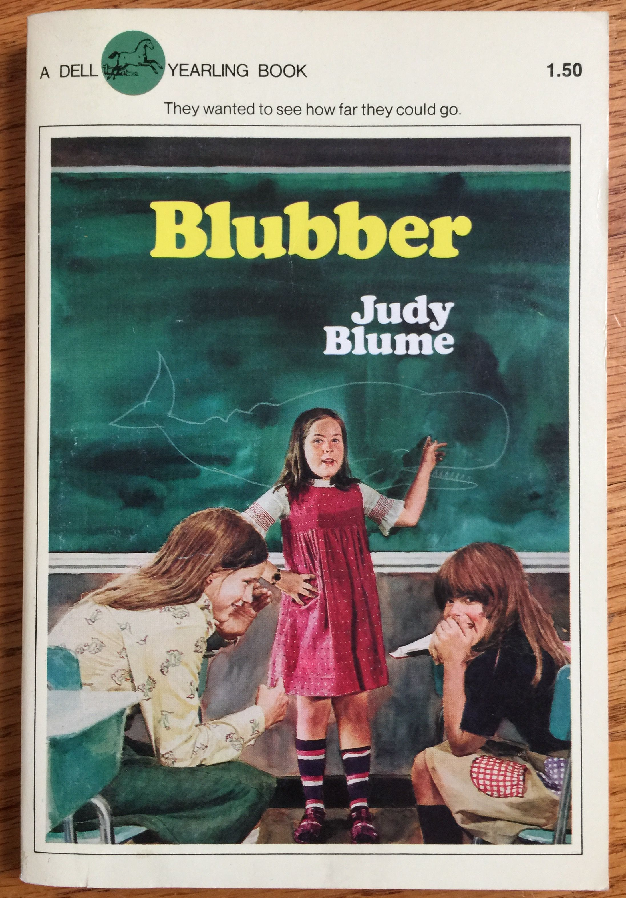 Vintage 1980s Childrens Chapter Book Choose Your Judy Blume