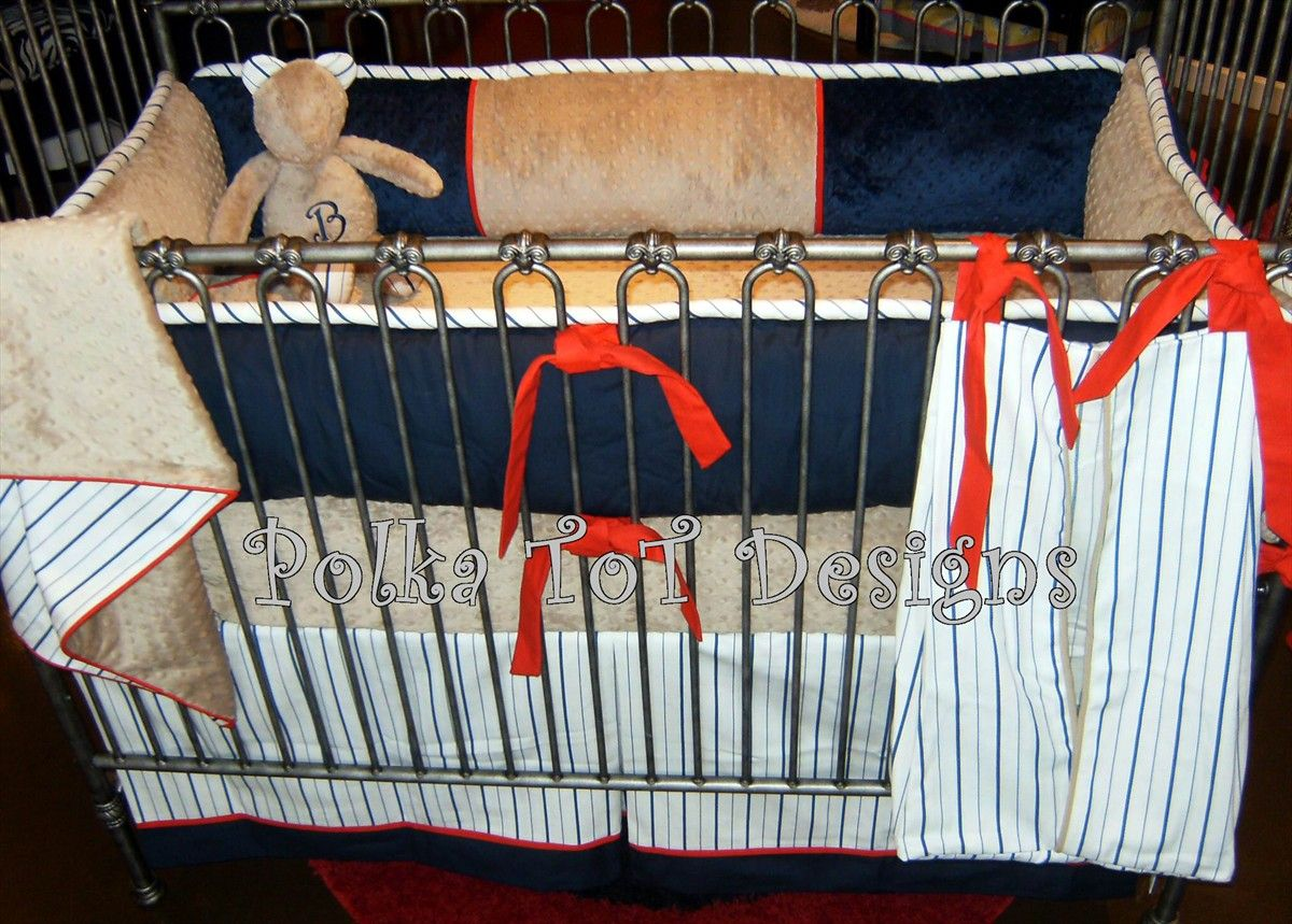 Play ball this is perfect for a vintage sports themed nursery