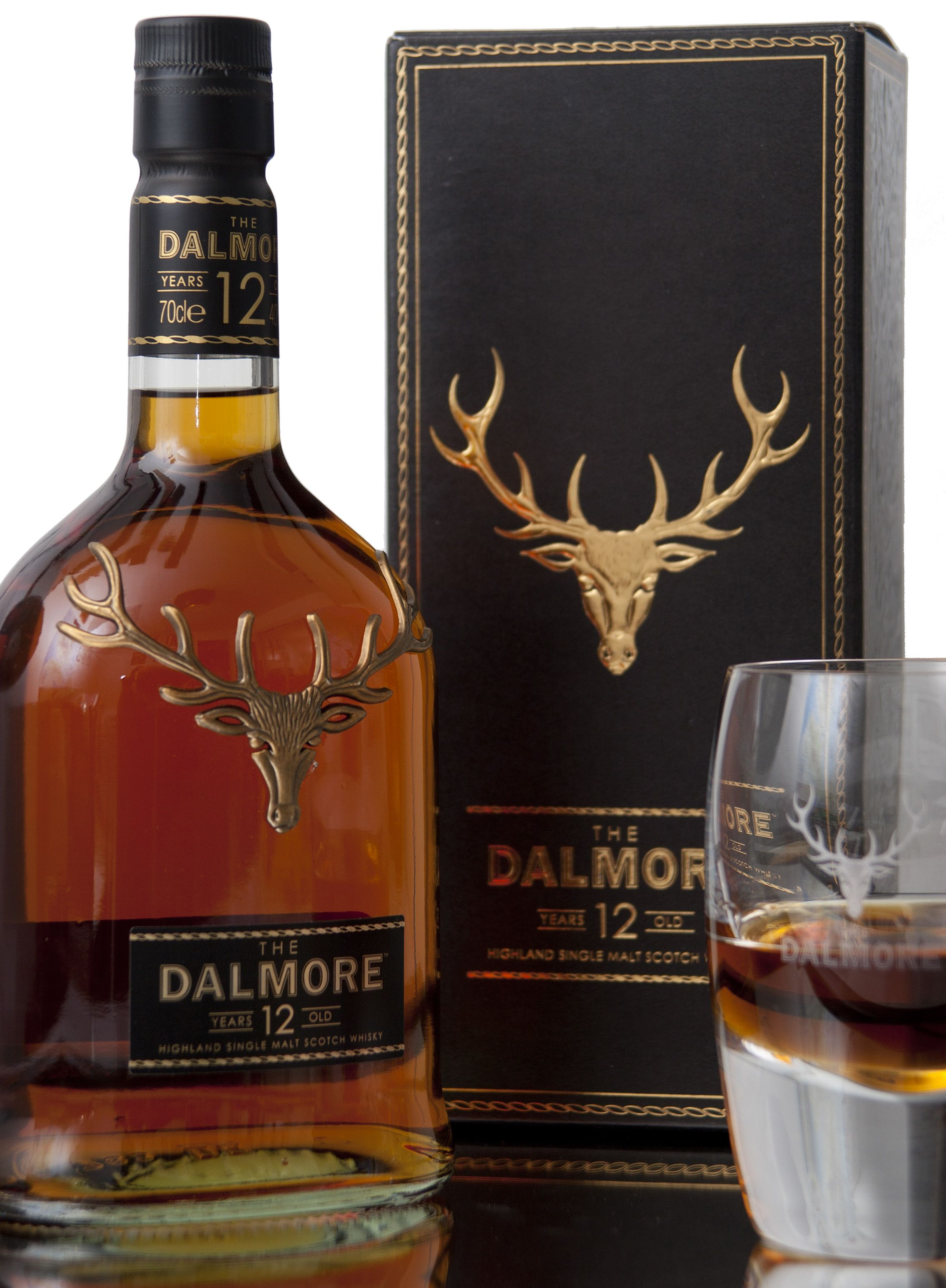 ♔ Dalmore 12 year old whisky