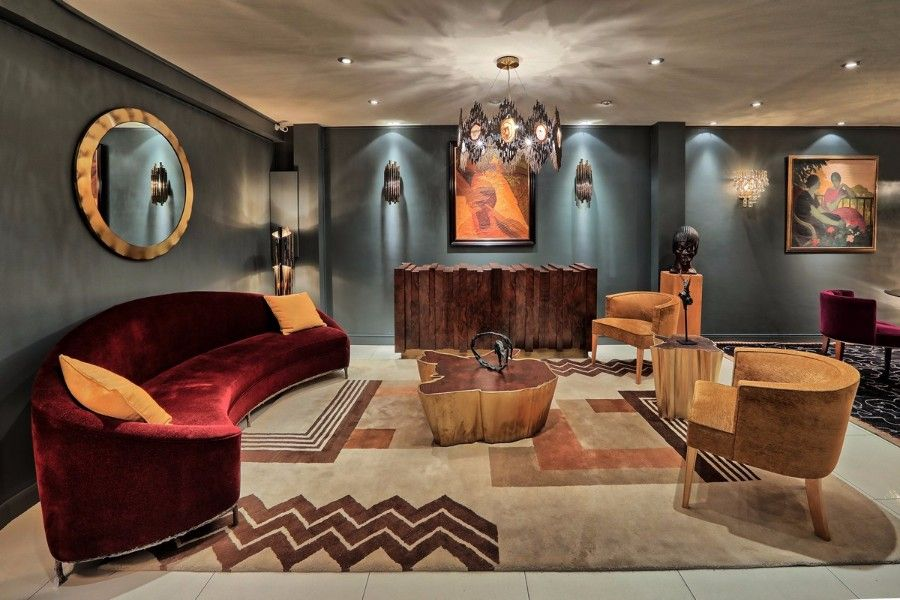 Exclusive Home Decor Ideas At Covet House S New Showroom In