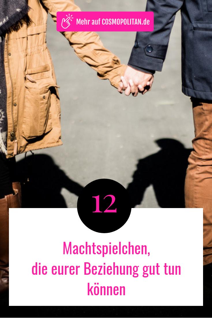 Machtspiele der Männer in Beziehungen: So konterst du
