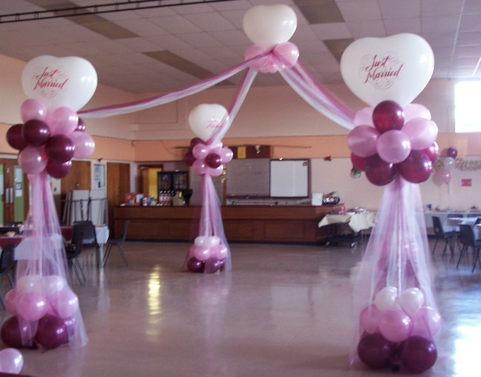 Black Light Balloon Arch | Balloon Decoration Products Mansfield Balloon  Company Wedding Balloons .