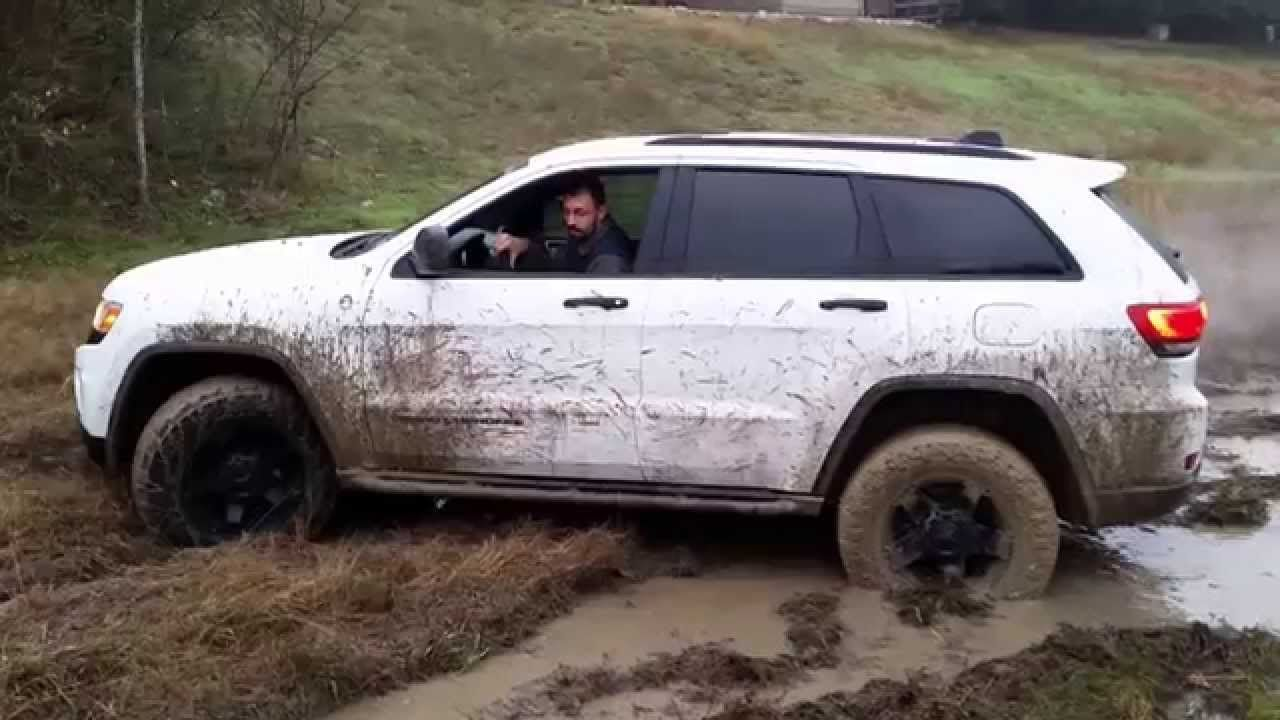 2014 Jeep Grand Cherokee In The Mud Wk2 Off Roading 2014 Jeep