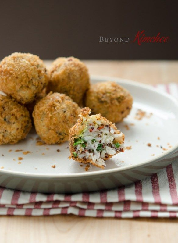 Sweet Rice Corn Hotteok   Beyond Kimchee   Recipe