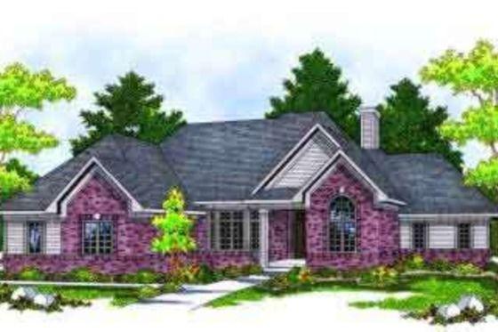 House Plan 70-656