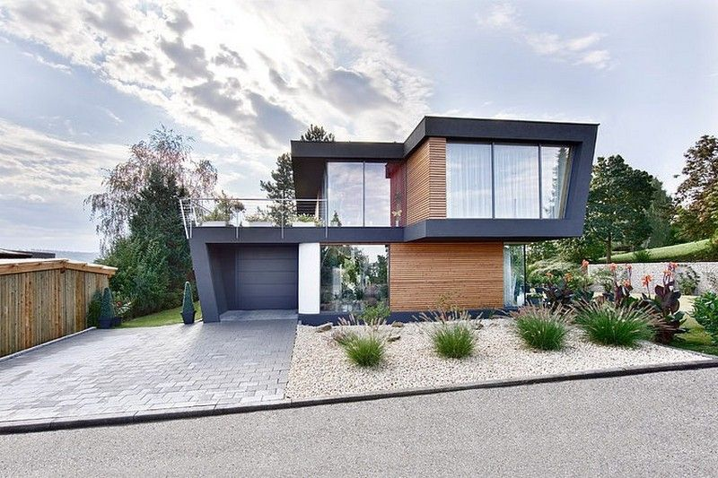architecture modern building2 Architecture Pinterest - moderne huser 2015