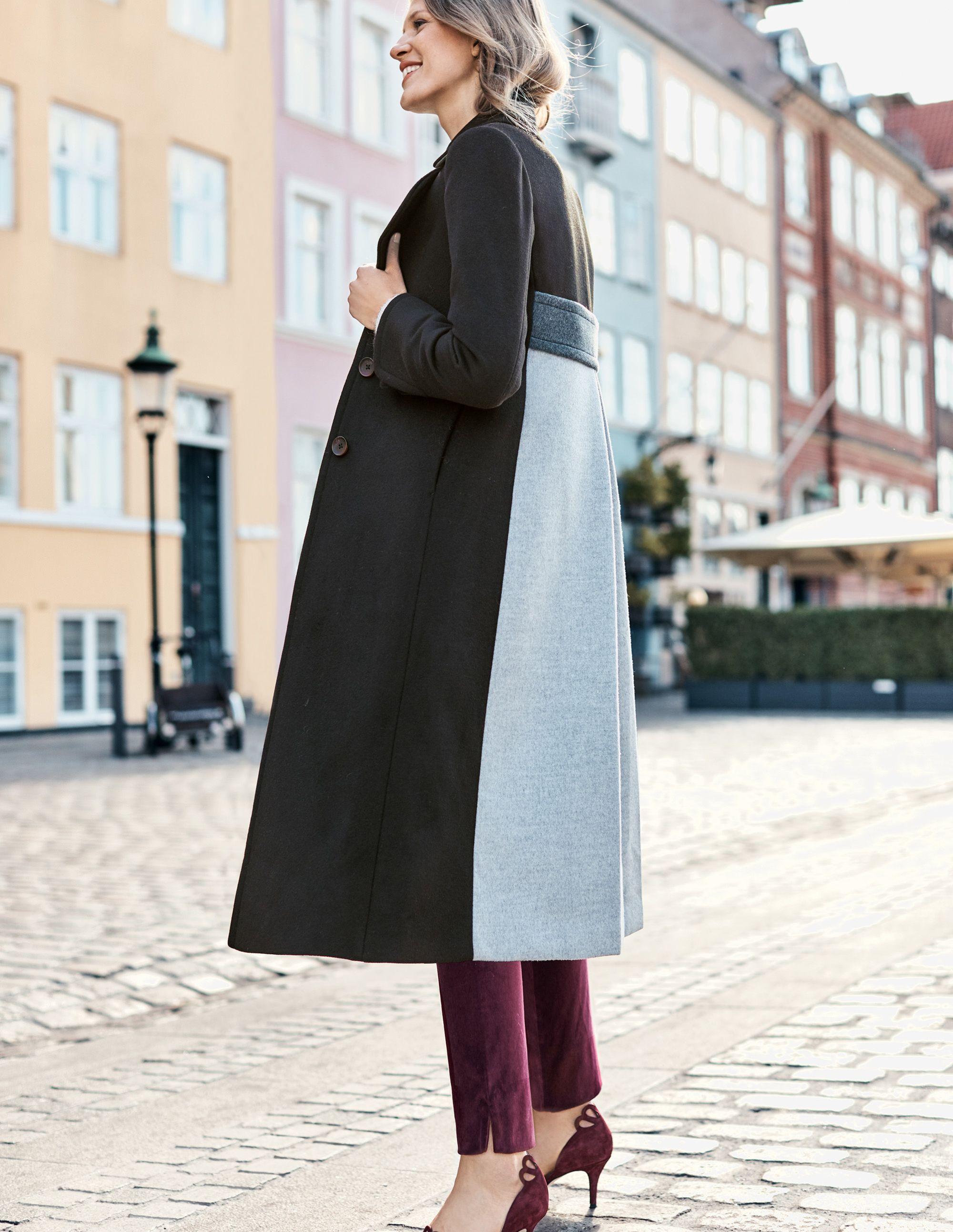 Farleigh Mantel T0193 Mantel Jacken Bei Boden Mantel Pinterest