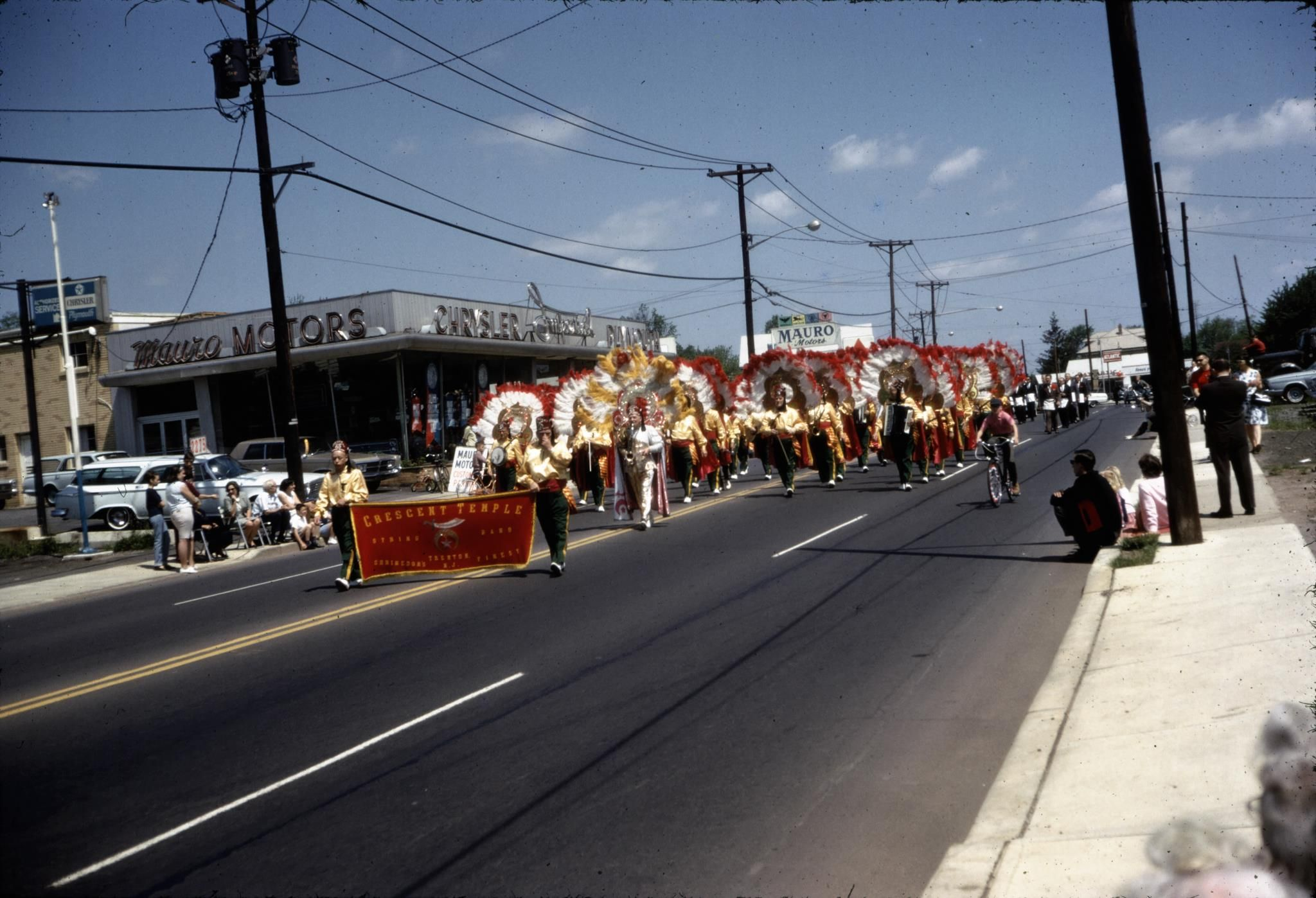 Mauro Motors Parade On Amboy Ave Historical Photos Street View Photo