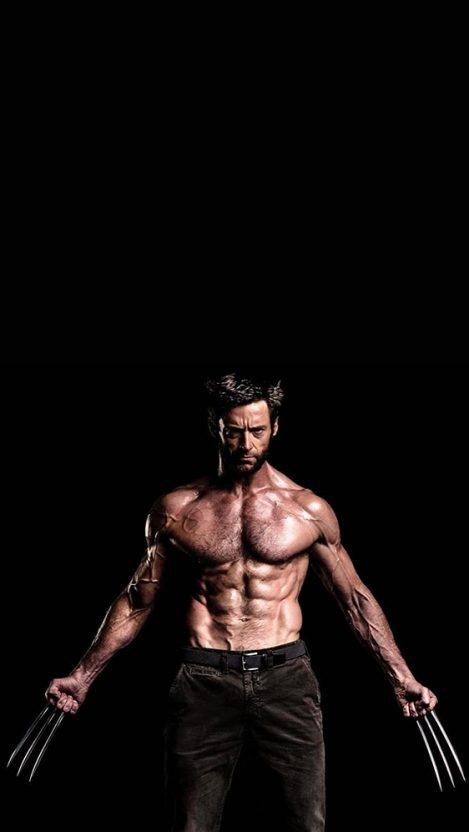 The Wolverine Iphone Wallpaper Getintopik Wolverine Marvel Wolverine Movie Wolverine Hugh Jackman