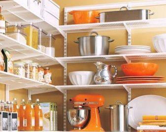 Comment Faire Sa Cuisine rangement cuisine   idées rénovation kitchen   pinterest   storage