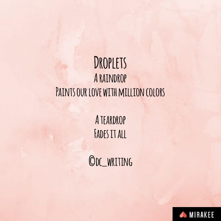 Mirakee, poetry deep, poems about love, success motivation ...