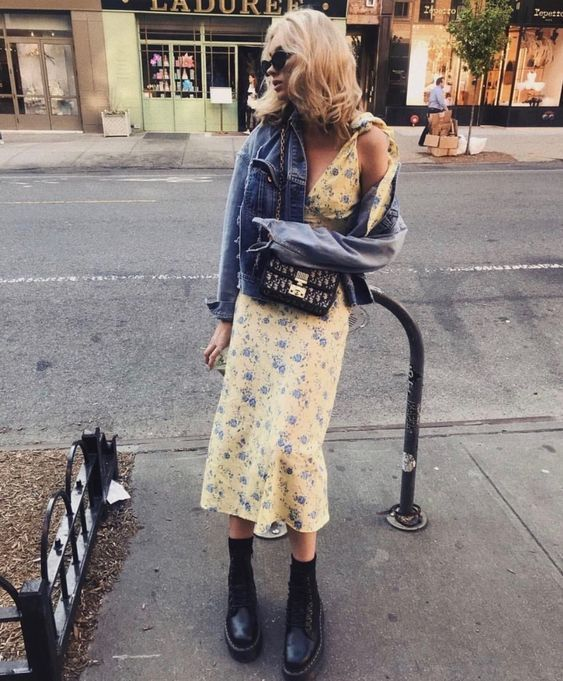 Photo of Easy ways to transition Florals for the fall STYLE REPORT MAGAZINE