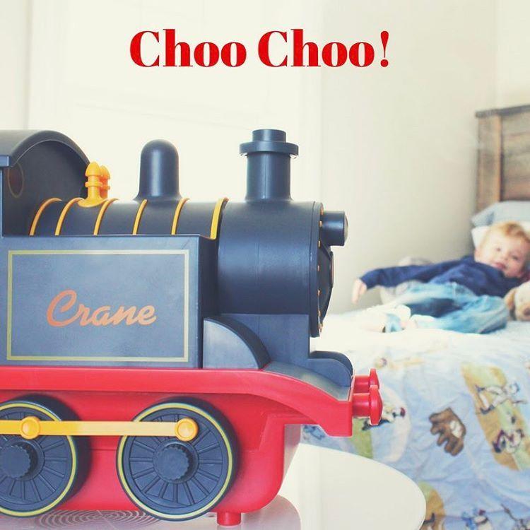 Choo Choo coming through! Click on the Crane Train to shop