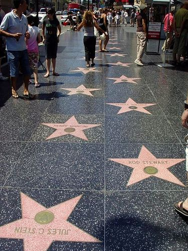 Hollywood Yo With Images Hollywood Walk Of Fame Walk Of