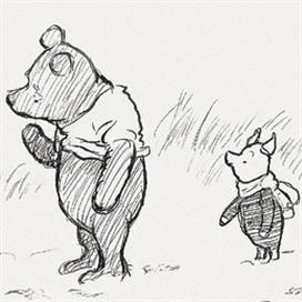 People say nothing is impossible, but I do nothing every day. ~ Winnie the Pooh, A.A. Milne