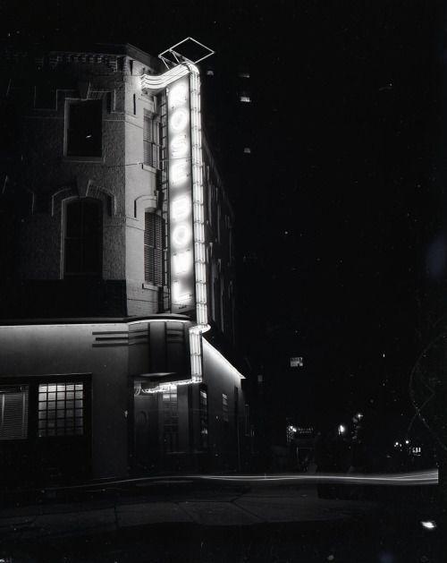 Rush Street Chicago  1942