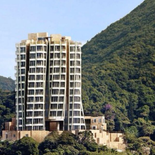 Hong Kong Apartments: Frank Gehry's Hand On High Rise Apartment Designs, His