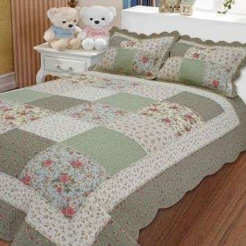 Colchas de patchwork fotos de modelos para imitar - Fotos de habitaciones juveniles ...