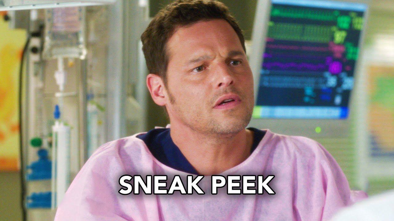 Grey\'s Anatomy 12x21 Sneak Peek \