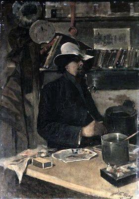 Jan Toorop (Dutch, 1858-1928 )