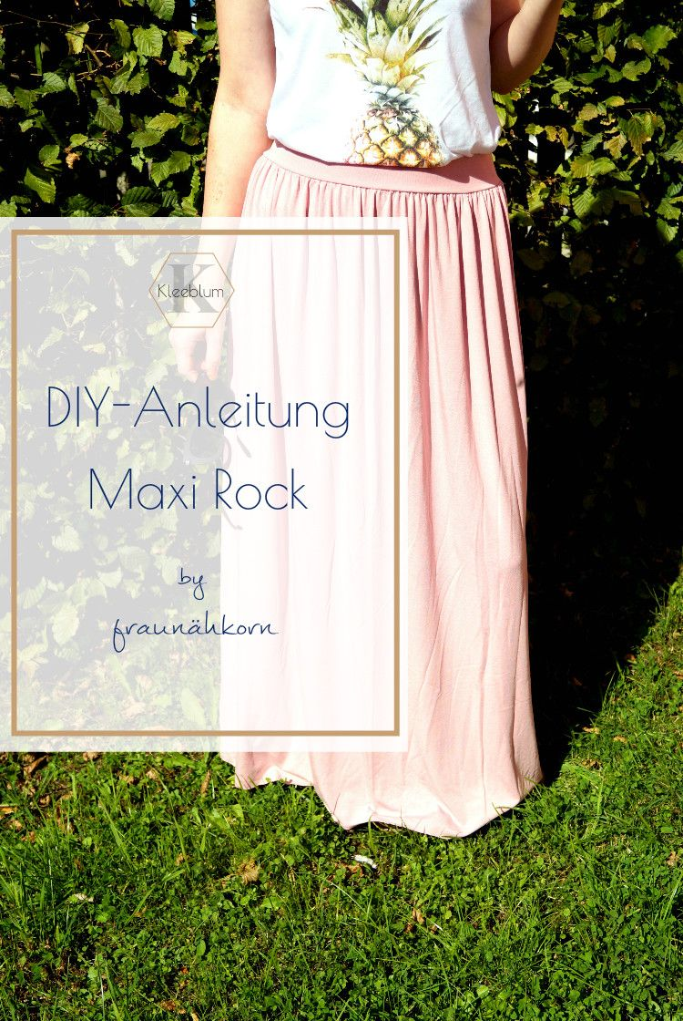 Photo of DIY Instructions: Maxi Rock –
